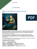 Carl Jung Los Arquetipos y El Tarot en El Psicoanalisis PDF