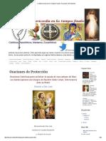 La Misericordia en Los Tiempos Finales_ Oraciones de Protección