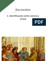 Etica Socrática (1)