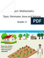 CB v Math Perimeter Area Volume 1