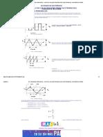 8.2 Funciones Periodicas .- Capitulo Viii (Electricidad Para Electronicos) Corriente Alterna