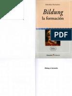 Bildung, la formación.pdf