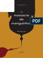O Massacre de Manguinhos - Herman Lent