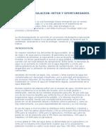Electrocoagulacion Retos y Desarrollos 2019