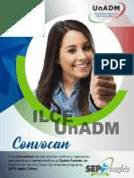 ConvocatoriaUnADM_ILCE_2019