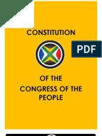 COPE Constitution