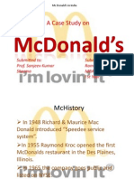 McDonald's Presentation Copy