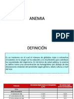 Anemia Seminario