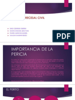 Diapositiva de Procesal Civil Hoy