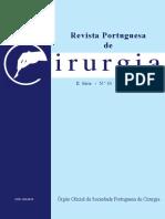 Revista Portuguesa de Cirurgia - Hérnia Inguinal