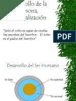 Desarrollo del ser humano
