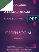 Unidad n 2 Orden Social