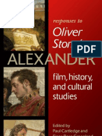 Responses to Oliver Stone's Alexander