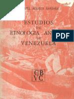 Miguel Acosta Saignes. Estudios de Etnologia Antigua de Venezuela (OCR).pdf
