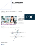 1.2.1 Angles and Lines II, PT3 Practice - PT3 Mathematics