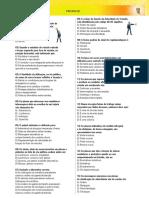 Prova de portugues
