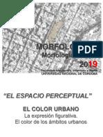 Morfología III - Color Urbano - Ncs - 2019