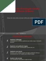 Manual de Prevenção Contra Violência Urbana
