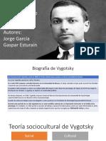 Teoría Sociocultural de Vygotsky Completo