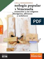 La Tecnologia Popular en Venezuela