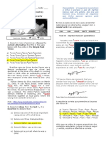 Study Guide ( 2º Bimestre)