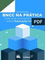 BNCC NA EDUCAÇAO INFANTIL