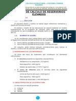 Memoria de Calculo de Reservorios Elevados.docx
