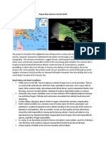 PNG Country Brief
