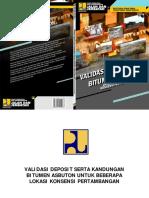 Buku Validasi Deposit Serta Kandungan Bitumen (26!10!13)