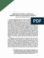Implantacion De Logias Y Distribucion Geografico historica.pdf