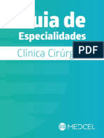 Centro Cirúrgico - Guia de Especialidades