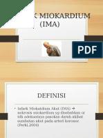 Infark Miokard Akut (IMA)