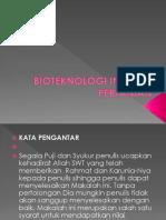 Bioteknologi Industri Pertanian Mp3