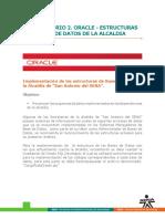 Oracle Estructura