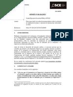 Opinión 0SCE 063-12-2012 - Plazo en Procedimientos de Ampliacion de Plazo y Adicionales de Obra