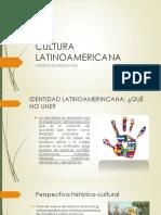 Cultura Latinoamericana