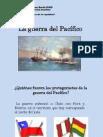 Guerra Pacifico