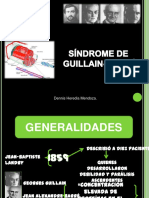 Sindrome Guillen Barre