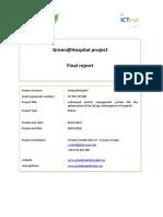 Green@Hospital Final Report
