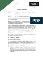 Opinión OSCE 065-12-2012 - Resolución de Contrato Por Caso Fortuito o Fuerza Mayor
