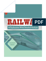 Railway Previous Year Paper -Loco Pilot & Group D