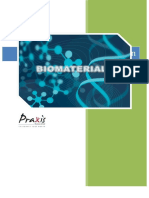Bio Materials - A New Horizon