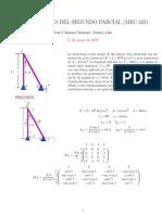 Solucionario examen mecánica de materiales aplicada