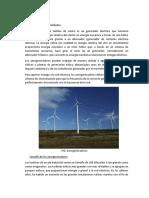 Aerogenerado y Turbina Eolica