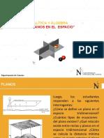 S07_PPT_ Planos en El Espacio Tridimensional