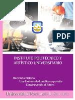 Universidad Nacional de San Luis - Instituto Politécnico y Artistico Universitario