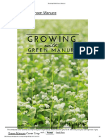 Growing With Green Manure