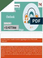 Locaties waar e-mails worden opgeslagen door Microsoft Outlook?
