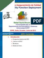 4.0 QFD Introducción