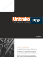 Unbrako Catalog